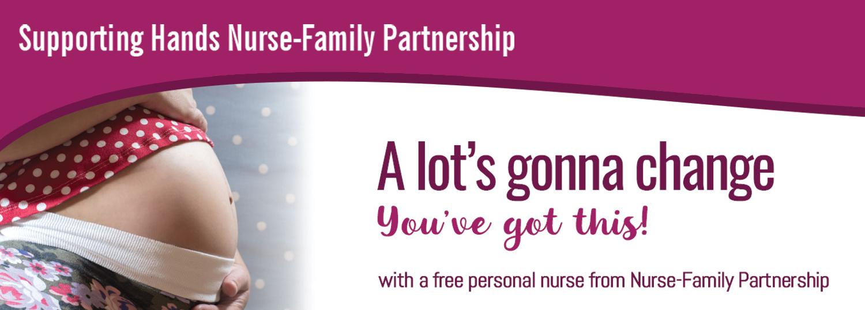 supporting hands nurse family partnership program we promote